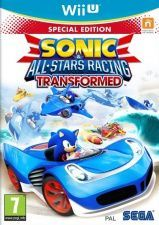 Sonic and All-Stars Racing Transformed Специальное Издание (Special Edition) (Wii U)