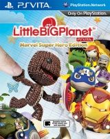 LittleBigPlanet Marvel Super Hero Edition Русская Версия (PS Vita)