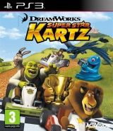 Игра DreamWorks Super Star Kartz Racing для Sony PS3