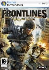 Frontlines: Fuel of War Box (PC)