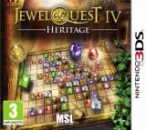Jewel Quest 4 (IV) - Heritage (Nintendo 3DS)