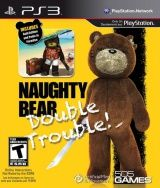 Naughty Bear Double Trouble (PS3)