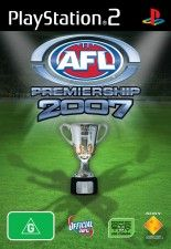 AFL Premiership 2007 (PS2)