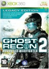 Игра Tom Clancy's Ghost Recon: Advanced Warfighter 2. Legacy Edition для Xbox 360