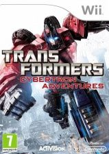 Игра Transformers: War for Cybertron для Wii