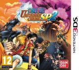 One Piece: Unlimited Cruise SP 2 (Nintendo 3DS)