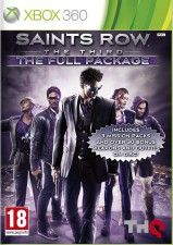 Игра Saints Row: The Third Русская Версия для Xbox 360