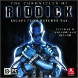 The Chronicles of Riddick: Escape from the Butcher Bay Русская Версия Jewel (PC)