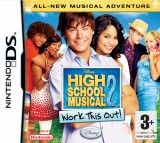Игра High School Musical 2: Work This Out для Nintendo DS
