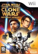 Star Wars The Clone Wars: Republic Heroes wii