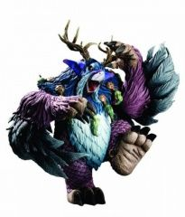 "Фигурка Мункин ""WoW S4 Prem"" Moonkin: Wildmoon Action Figure 7.5"" (DC Unlimited)"