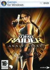 Lara Croft Tomb Raider Anniversary Box (PC)