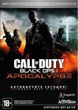 Call of Duty 9: Black Ops 2 (II) - Apocalypse Русская Версия Box (PC)