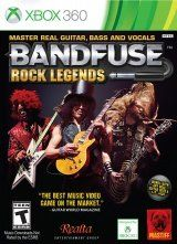 BandFuse: Rock Legends (Cable included) (Xbox 360)