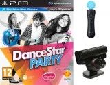 ���� DanceStar Party ������� ������ (� ���������� PlayStation Move) + ������ PS Eye + ���������� �������� Move ��� PS3