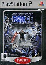 Игра Star Wars: The Force Unleashed Platinum для PS2