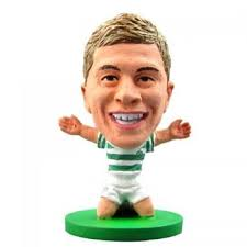 Фигурка футболиста Soccerstarz - Celtic James Forrest - Home Kit (76520)