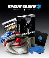 Payday 2 ������������� ������� (Collector�s Edition) (PS3)
