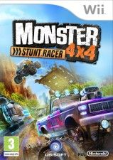 Игра Monster 4x4: Stunt Racer для Nintendo Wii