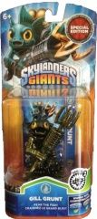 Skylanders Giants: Интерактивная фигурка Metallic Green Gill Grunt