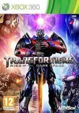 ������������. ����� �� ������ ����� (Transformers: Rise of the Dark Spark) (Xbox 360)