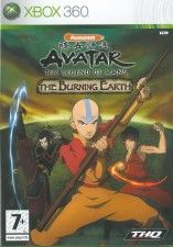 Игра Avatar The Legend of Aang The Burning Earth для Xbox 360