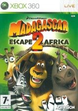 ���� Madagascar: Escape 2 Africa ��� Xbox 360
