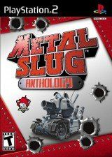 Metal Slug Anthology (Антология) (PS2)