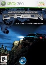 Игра Need For Speed Carbon: Collector's Edition для Xbox 360