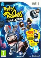 Игра Raving Rabbids Travel In Time Limited Edition для Nintendo Wii