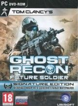 Tom Clancy's Ghost Recon: Future Soldier Signature Edition Русская Версия Box (PC)