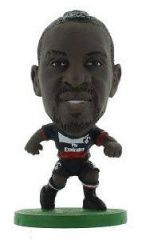 Фигурка футболиста Soccerstarz - Paris St Germain Mamadou Sakho - Home Kit (400057)