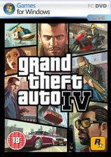 GTA: Grand Theft Auto 4 (IV) Jewel (PC)