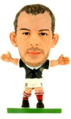 Фигурка футболиста Soccerstarz - Scotland Steven Fletcher - Home Kit (76541)