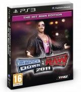 ИграWWE SmackDown! VS Raw 2011 The Hit Man Edition для PS3