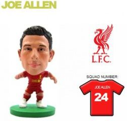 ������� ���������� Soccerstarz - Liverpool Joe Allen - Home Kit (77046)
