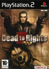 Игра Dead to Rights II (2) для Sony PS2