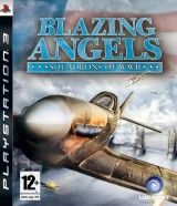 Игра Blazing Angels: Squadrons of WWII для PS3