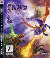 Игра The Legend of Spyro: Dawn of the Dragon для Sony PS3
