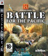 Игра The History Channel Battle For The Pacific для Playstation 3