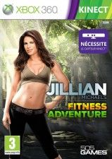 Jillian Michaels' Fitness Adventure для Kinect (Xbox 360)