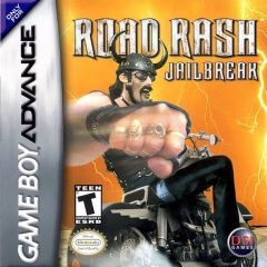 Road Rash Jailbreak Русская Версия (GBA)