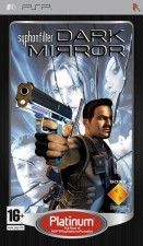 Игра Syphon Filter: Dark Mirror Platinum для Sony PSP