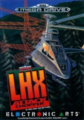 LHX Attack Chopper (Sega)