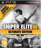 Sniper Elite 3 (III) Ultimate Edition Русская Версия (PS3)