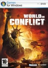 World in Conflict Русская Версия Box (PC)