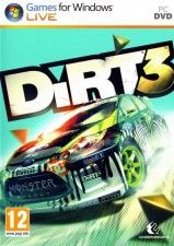 DiRT 3 Box (PC)