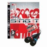 Sing It: High School Musical 3: Senior Year + 2 Микрофона (PS3)