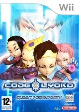 ���� Code Lyoko: Quest for Infinity ��� Wii