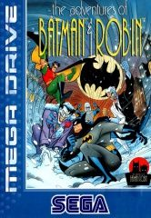 Batman and Robin Русская Версия (Sega)